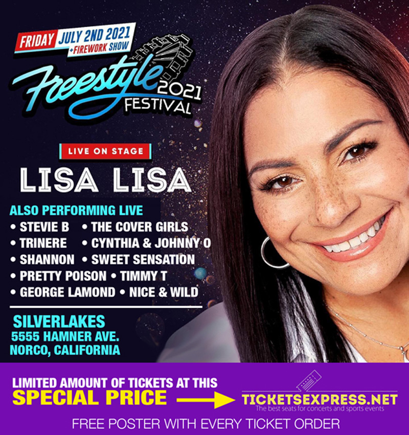 Tickets Express | Freestyle Festival 2021