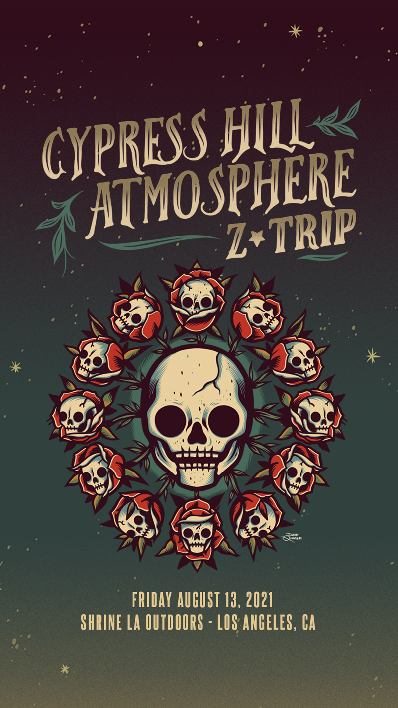 Bobby Dee Presents   Cypress Hill at Shrine Outdoors